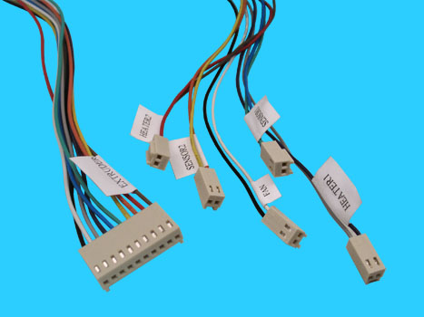 2.54mm MK Wire harnesses